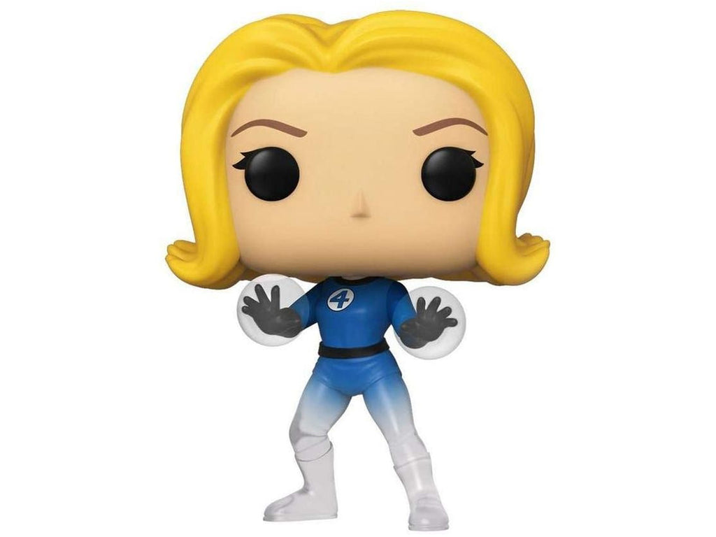 Fantastic Four: Invisible Girl (Translucent)(Special Edition) Pop