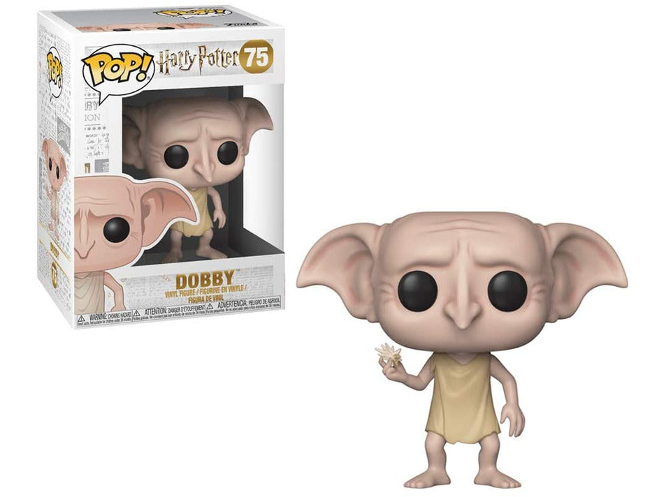 Harry Potter: S5 - Dobby Snapping his Fingers Pop