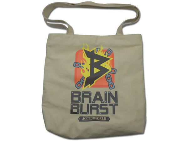 Animewild Accel World Brain Burst Icon Tote Bag