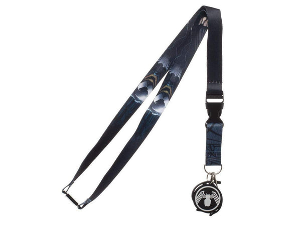 Venom Breakaway Lanyard with ID Badge Holder - [barcode] - Dragons Trading