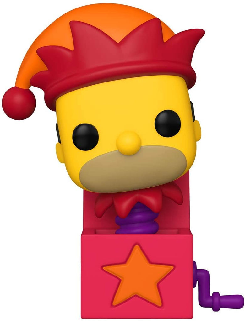 Simpsons: Treehouse of Horror - Homer Jack-In-The-Box Pop
