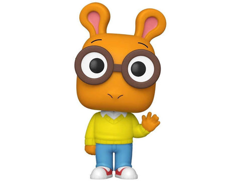 Preorder -Arthur the Aardvark - Arthur Pop Figure - May/June 2020