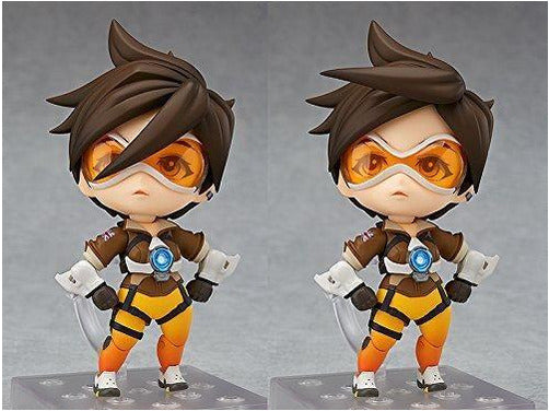 Good Smile Overwatch Tracer (Classic Skin Version) Nendoroid Figure - [barcode] - Dragons Trading