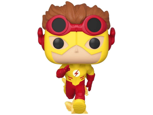 Young Justice: Kid Flash Pop (Special Edition) - [barcode] - Dragons Trading