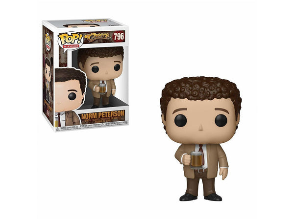 Funko POP! TV: Cheers - Norm Pop - [barcode] - Dragons Trading
