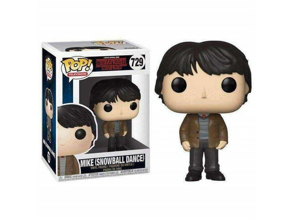Funko POP! Television: Stranger Things - Mike at Dance - [barcode] - Dragons Trading
