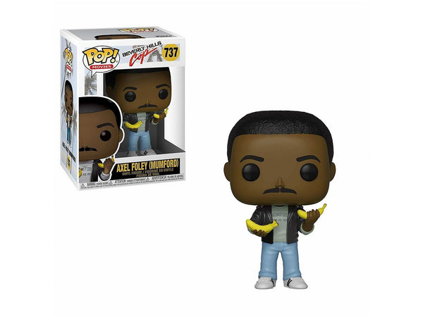 Funko POP! TV: Beverly Hills Cop - Axel (Mumford) Pop - [barcode] - Dragons Trading