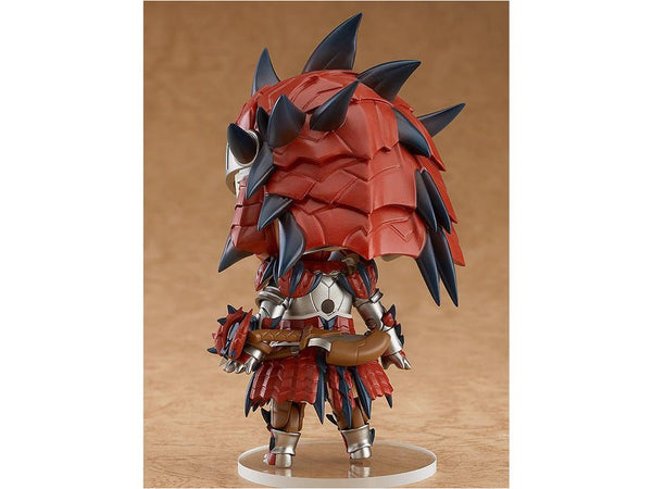 Nendoroid: Monster Hunter - Hunter: Female Rathalos Armor Edition - [barcode] - Dragons Trading