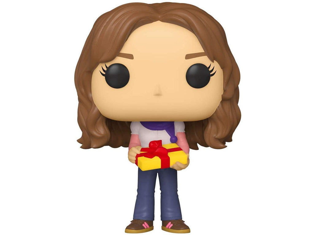 POP Movies: Harry Potter Holiday: Hermione w/ Present
