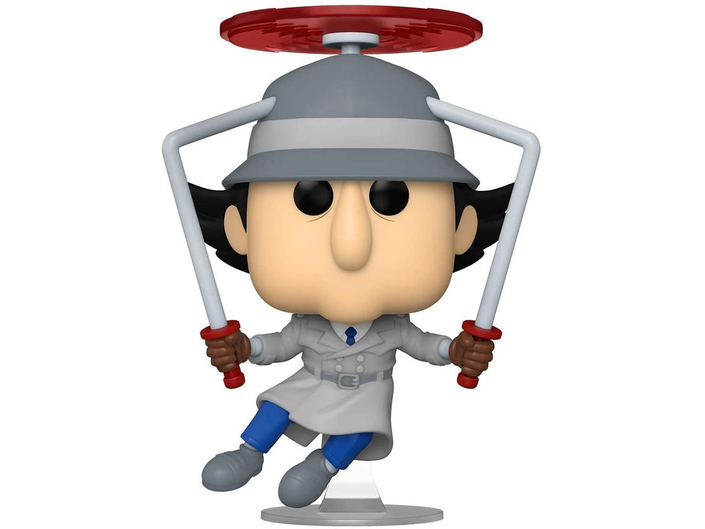 POP Animation: Inspector Gadget: Inspector Gadget Flying