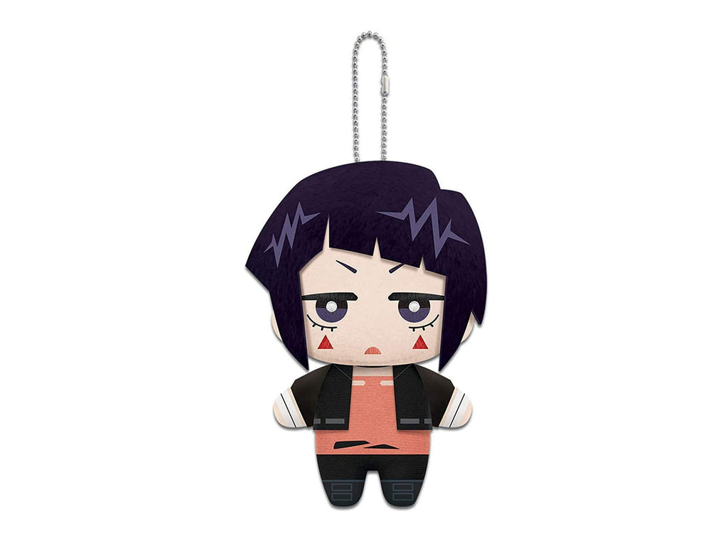"Little Buddy 1702 My Hero Academia Kyoka Jiro Plush Dangler, 6"" - Dragons Trading"