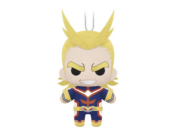 "My Hero Academia 6"" All Might Plush Dangler - [barcode] - Dragons Trading"