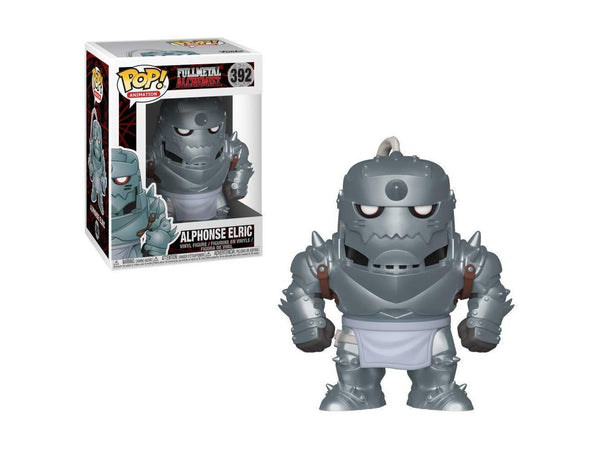Funko Pop Animation: Full Metal Alchemistfull Metal Alchemist- Alphonse Collectible Figure, Multicolor - Dragons Trading