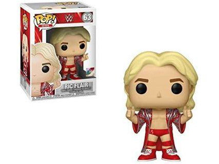 Funko POP! WWE: Rick Flair Pop - [barcode] - Dragons Trading