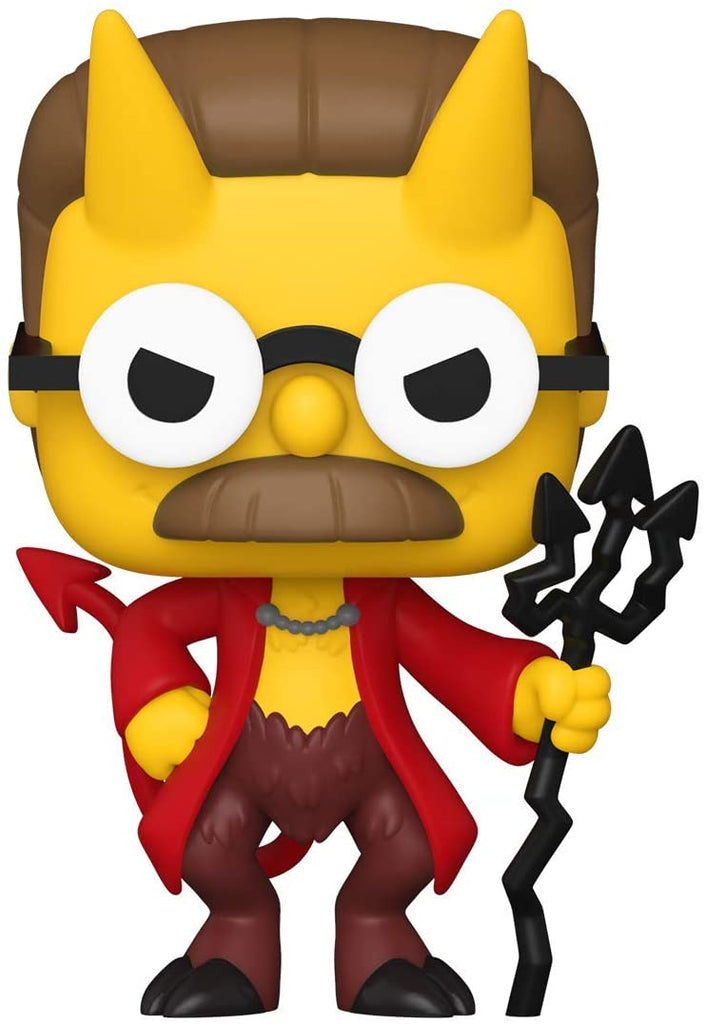 Simpsons: Treehouse of Horror - Devil Flanders Pop