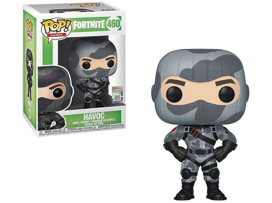 Funko POP! Games: Fortnite- Havoc Pop - [barcode] - Dragons Trading