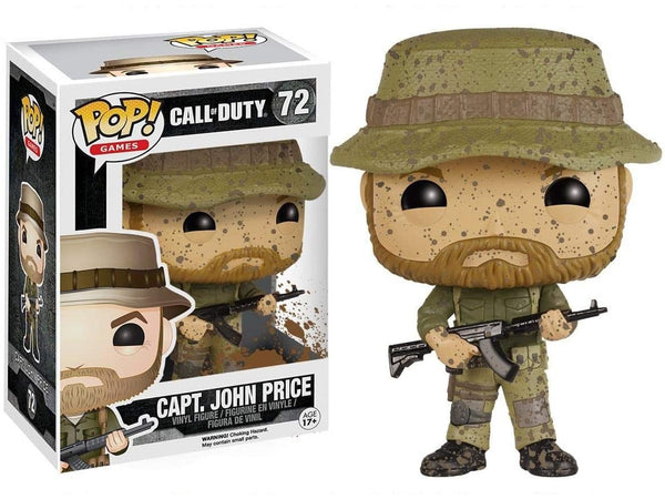 Funko POP! Games: Call of Duty- Price Pop - [barcode] - Dragons Trading