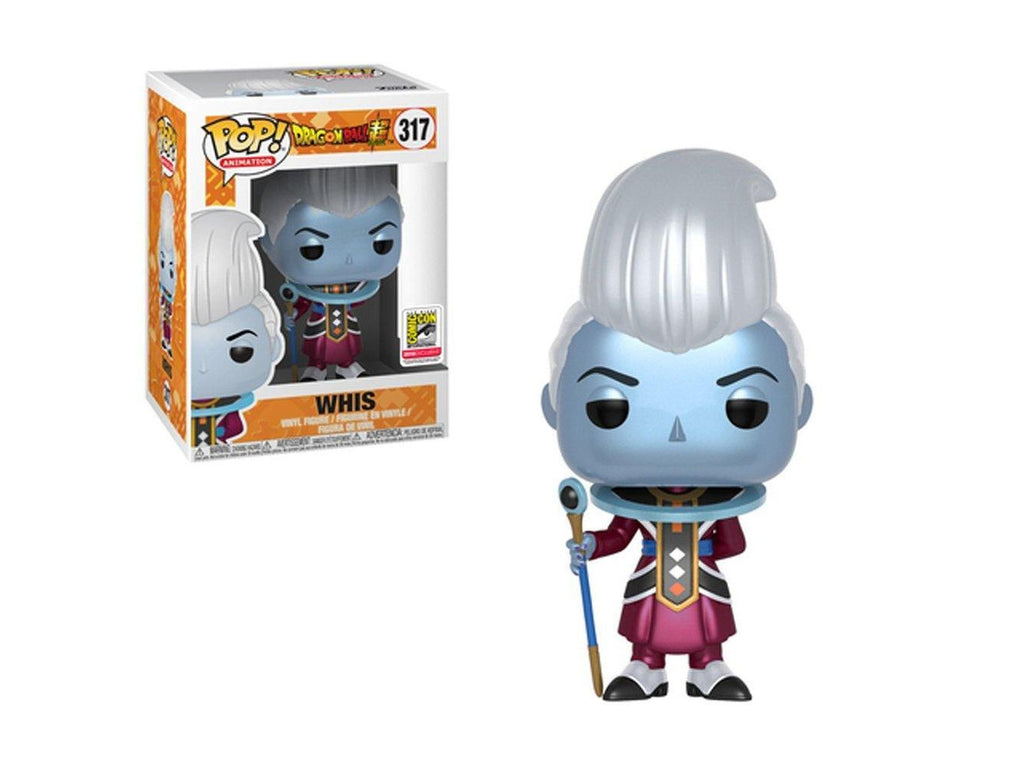 Dragon Ball Super - Metallic Whis Pop (SDCC 2018) - [barcode] - Dragons Trading