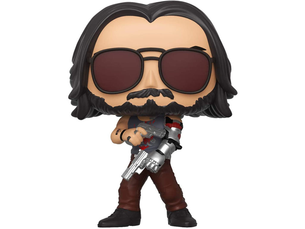 Cyberpunk 2077: Johnny Silverhand (Guns) Pop Figure