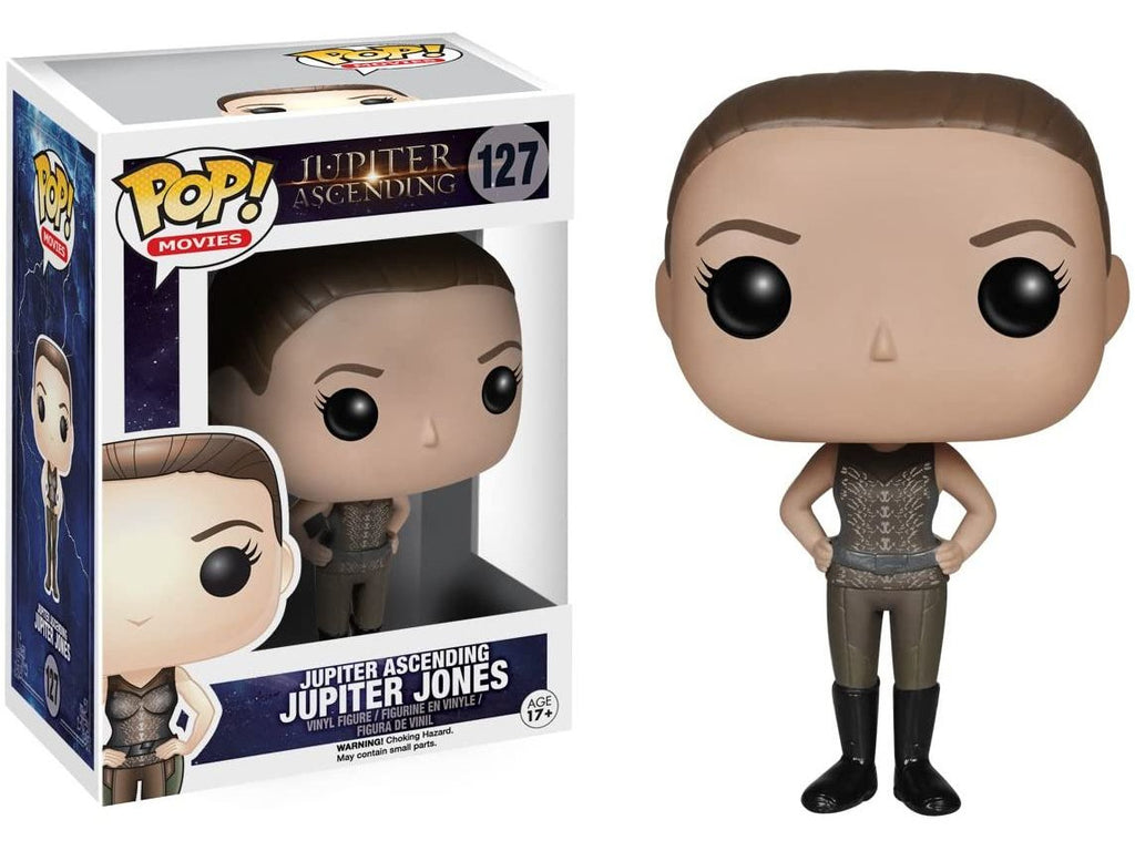 Funko POP! Movie: Jupiter Ascending - Jupiter Jones Pop - [barcode] - Dragons Trading