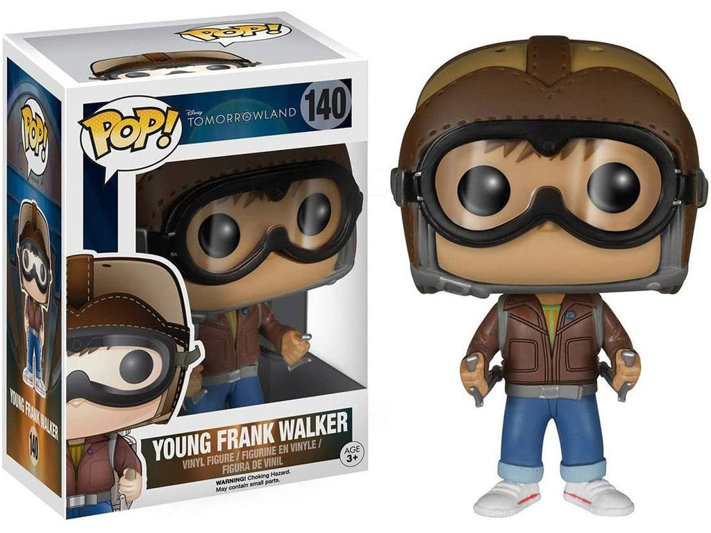 Funko POP! Disney: Tomorrowland- Young Frank Walker Pop - [barcode] - Dragons Trading