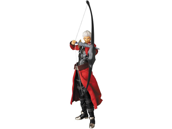 Real Action Hero - Fate/Stay Night Unlimited Blade Works Archer Figure - [barcode] - Dragons Trading