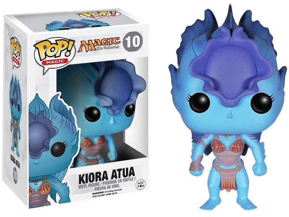 Funko POP! Games: Magic the Gathering- Kiora Atua Pop - [barcode] - Dragons Trading