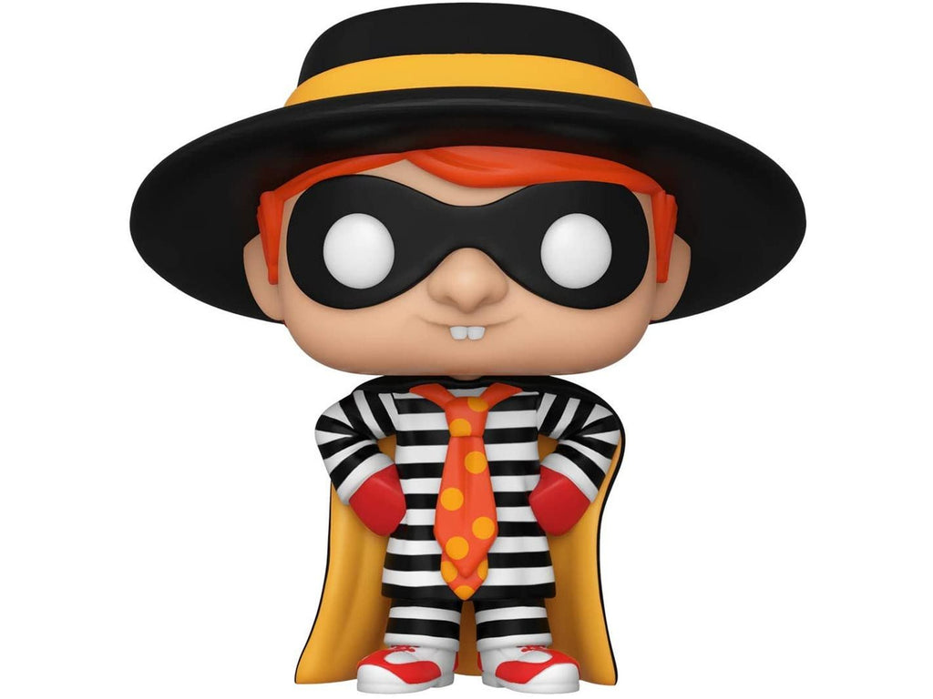 POP Ad Icons: McDonald's - Hamburglar