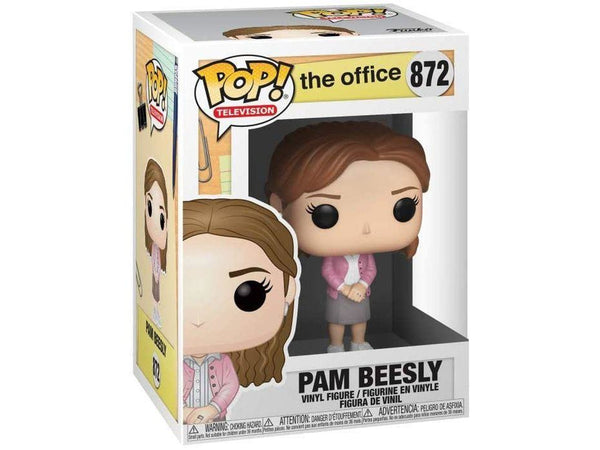 Funko POP! Television: The Office - Pam Beesly - [barcode] - Dragons Trading