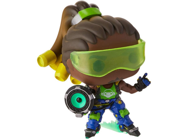 Funko POP Games: Overwatch - Lucio - [barcode] - Dragons Trading
