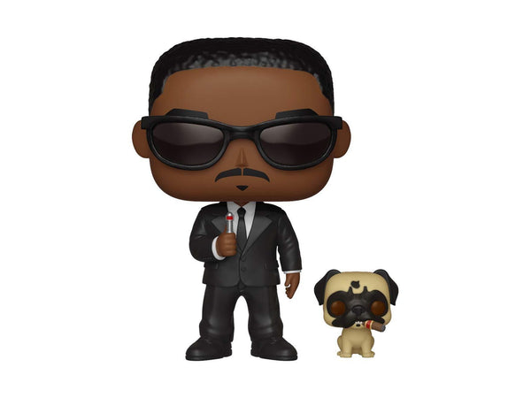 Funko Pop! & Buddy: Men in Black - Agent J & Frank - [barcode] - Dragons Trading