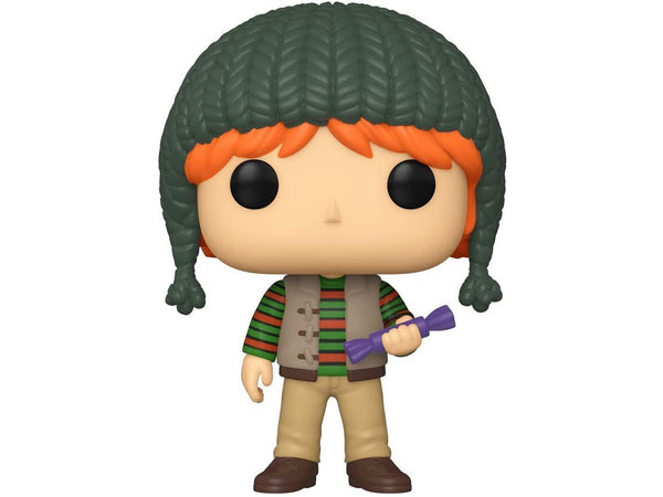 [Pre-Order] POP Movies: Harry Potter Holiday: Ron w/ Candy Pop