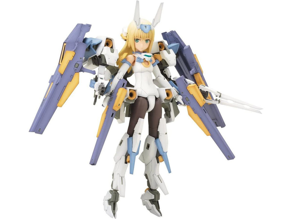 FRAME ARMS GIRL BASELARD MODEL KIT - [barcode] - Dragons Trading