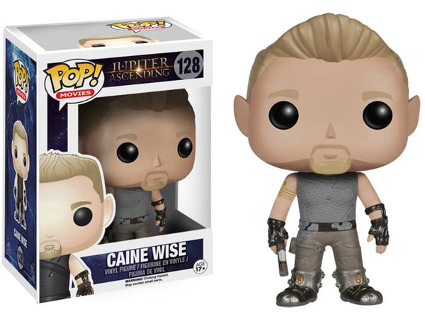 Funko POP! Movie: Jupiter Ascending - Caine Wise Pop - [barcode] - Dragons Trading