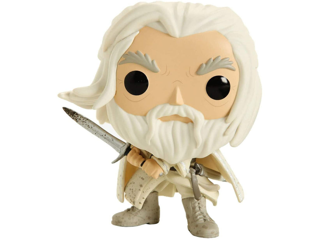 POP Movies: Lord of the Rings: Gandalf the White w/ Sword (Special Edition)
