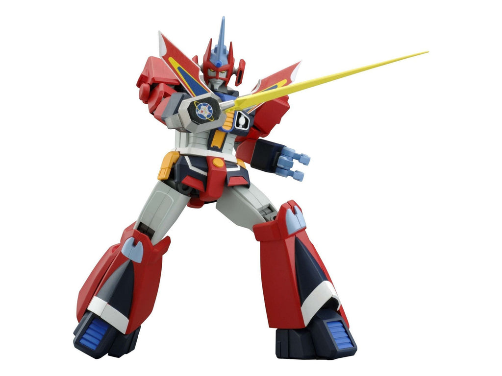Galaxy Cyclone: Braiger GN-U Dou #005 Action Figure - [barcode] - Dragons Trading
