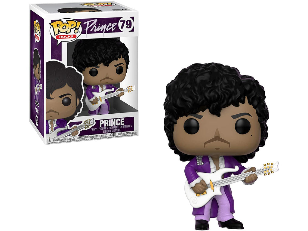Music - Prince (Purple Rain) Pop