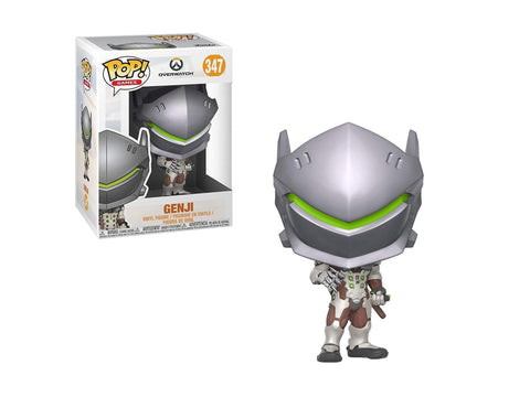 Pop Games: Overwatch - Genji Collectible Figure
