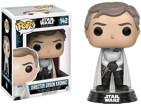 Funko POP! Movies: Star Wars: Rogue One - Director Orson Krennic Pop - [barcode] - Dragons Trading