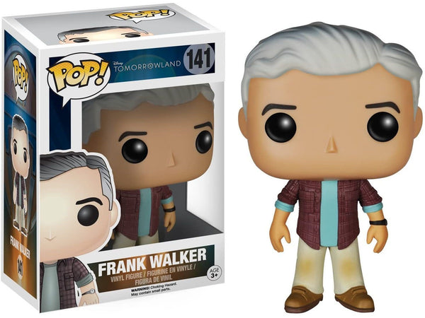 Funko POP! Disney: Tomorrowland- Frank Walker Pop - [barcode] - Dragons Trading