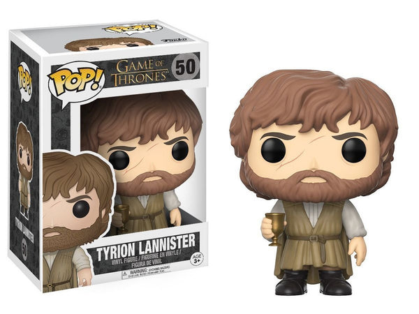 Funko Pop Game of Thrones: GOT - Tyrion Toy Figure - Dragons Trading