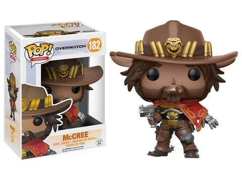 Overwatch: McCree Vinyl Figure