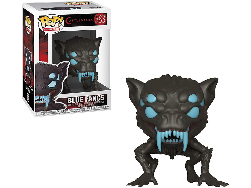 Castlevania: Blue Fangs Pop - [barcode] - Dragons Trading