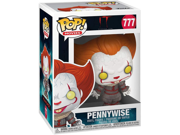 Funko POP! Movie: It 2 - Pennywise with Open Arms Pop - [barcode] - Dragons Trading