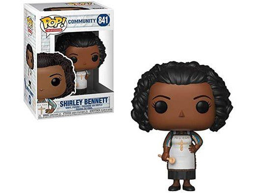 Funko POP! TV: Community - Shirley Bennett Pop - [barcode] - Dragons Trading