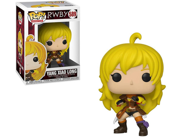 RWBY - Yang Xiao Long Funko Pop - [barcode] - Dragons Trading
