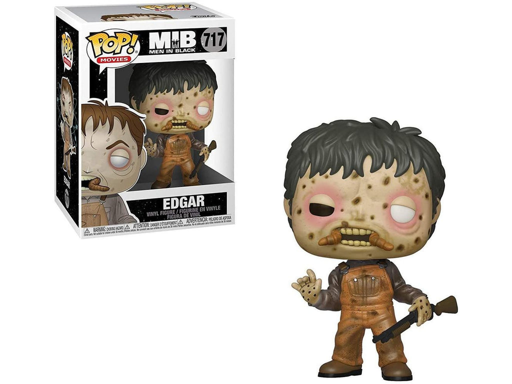 Funko POP! Movie: Men In Black - Edgar Pop - [barcode] - Dragons Trading