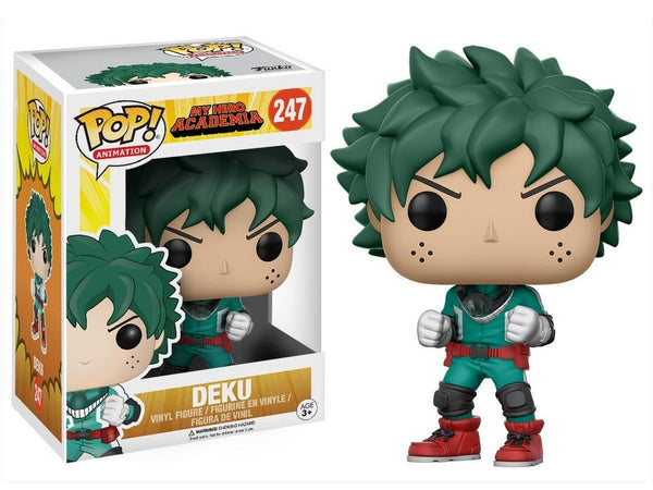 Funko POP Anime My Hero Academia Deku Action Figure - Dragons Trading