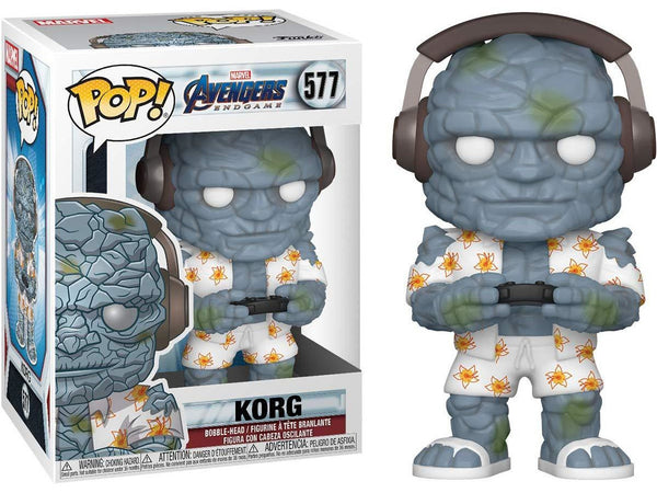 Marvel Avengers Endgame: Gamer Korg POP - Dragons Trading