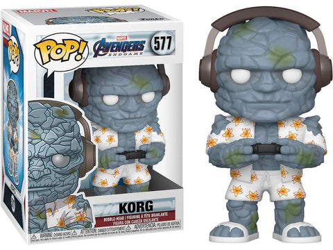 Marvel Avengers Endgame: Gamer Korg POP